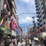 究極の地域密着祭り – 下町七夕まつり-