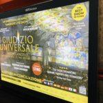 〈バチカン行く人必見〉システィーナ礼拝堂天井画がプロジェクションマッピングに?Giudizio Universale の見どころ